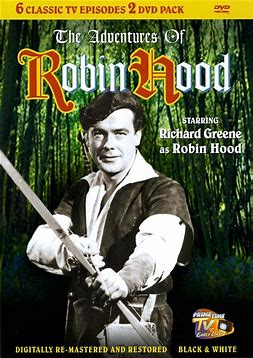 Image result for images of richard greene as robin hood