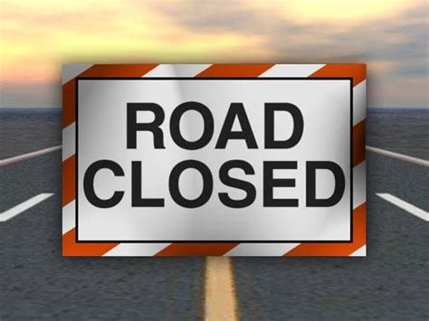 Image result for street closing