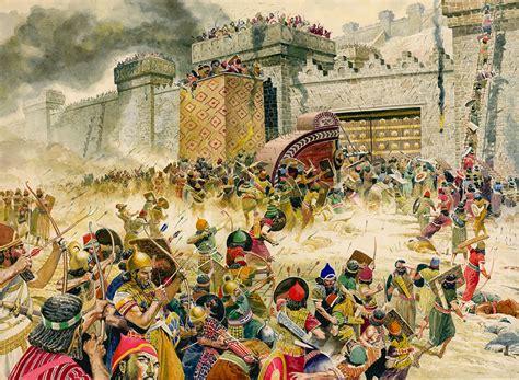 Image result for 1st Babylonian siege