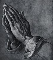 Image result for Albrecht Durer Hands. Size: 178 x 204. Source: dualpersonalities.wordpress.com