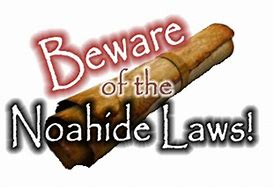 Image result for Noahide laws