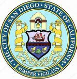 Resultado de imagen de escudo de san diego california