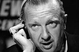 Image result for walter cronkite photo