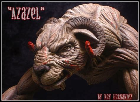 Image result for Azazel From the Bible
