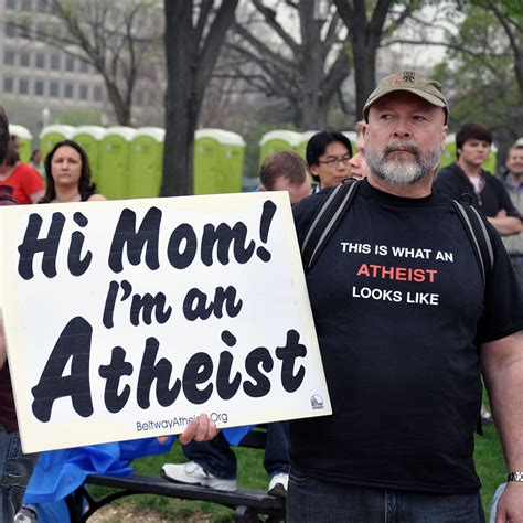 Image result for people who don't believe in God