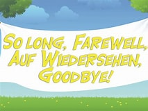 Image result for farewell Goodbye Auf Wiedersehen. Size: 213 x 160. Source: www.timeout.com