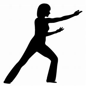 Image result for tai chi gentle exercise clip art