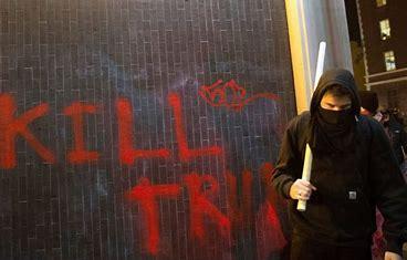 Image result for images of antifa violence