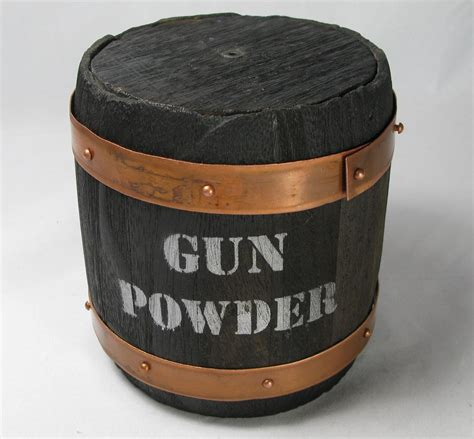 Image result for gunpowder barrel