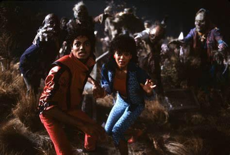 Thriller de Micael Jackson