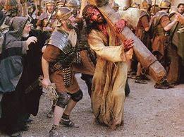Image result for Roman centurions mocked christ