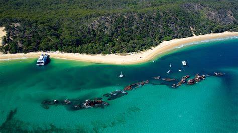 Image result for moreton island