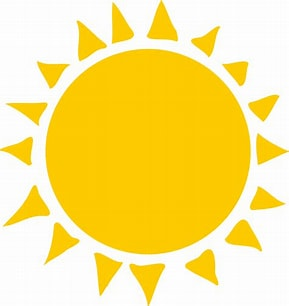 Image result for Sun Clipart. Size: 193 x 204. Source: www.onlygfx.com
