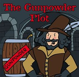 Image result for gunpoweder plot