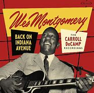 Image result for wes montgomery back on indiana avenue