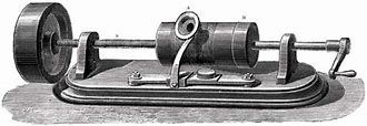 Image result for Thomas Edison Phonograph