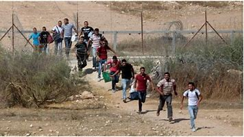 Image result for illegals crossing border 2018