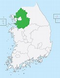 Image result for Gyeonggi Province. Size: 123 x 160. Source: commons.wikimedia.org