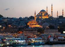 Image result for images istanbul by night