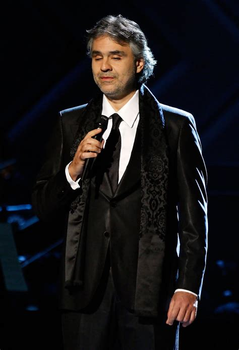 Image result for Andrea Bocelli