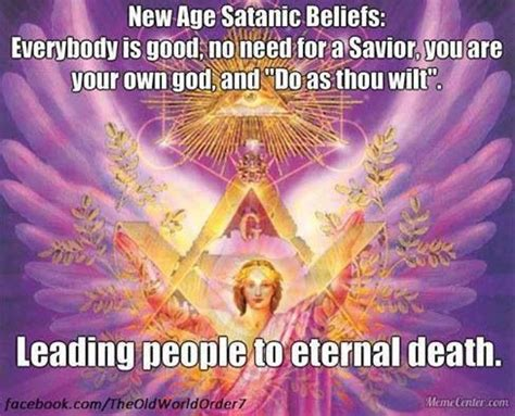 Image result for new age religion lies
