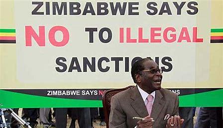 Bildergebnis für  SANCTIONS ECONOMIQUES CONTRE LE ZIMBABWE