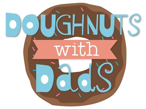 Image result for doughnuts with dads