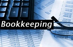 Image result for Bookkeeping. Size: 147 x 95. Source: barnettcole.com