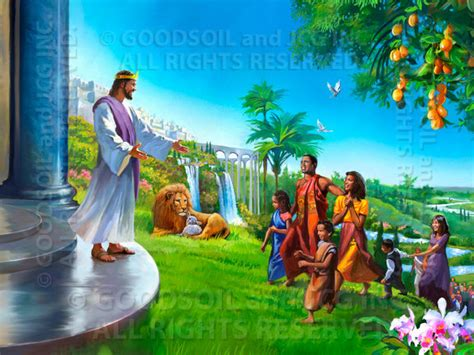 Image result for millennial reign of christ