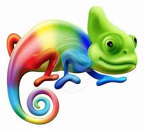 Image result for clip art chameleon