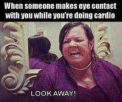 Image result for cardio meme