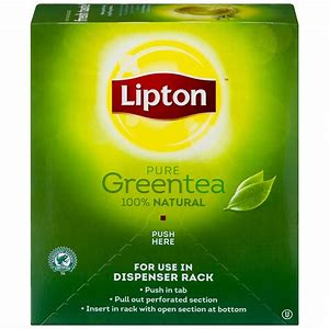 Lipton green tea for weight loss