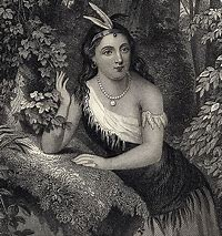 Image result for images pocahontas