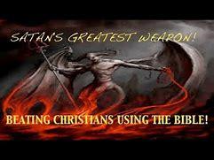 Image result for How Christians Satan Tricks