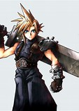 Image result for Who Is Cloud Strife In Final Fantasy Vii?. Size: 113 x 160. Source: www.amazon.co.uk