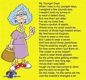 Image result for Funny Senior Citizen Poems. Size: 173 x 160. Source: www.pinterest.com