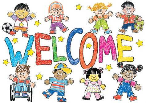Image result for welcome picture for children