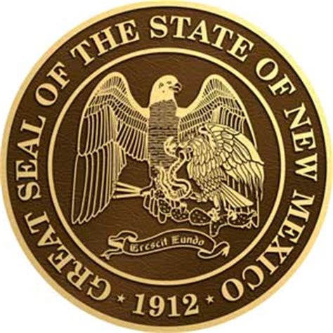 Image result for state of new mexico seal