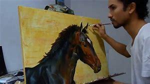 Resultado de imagen de pintando un oleo