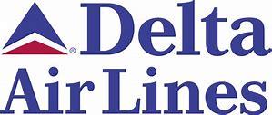 Resultado de imagen de logo de delta airlines