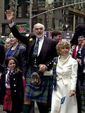 Image result for Sean Connery Tartan Day New York