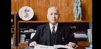 Image result for Tokuji Hayakawa Died. Size: 330 x 160. Source: www.sharp-world.com