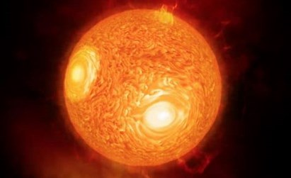 Tamaño de Resultado de imágenes de La estrella Antares.: 262 x 160. Fuente: misistemasolar.com