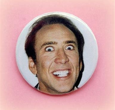 Image result for nicolas cage smile