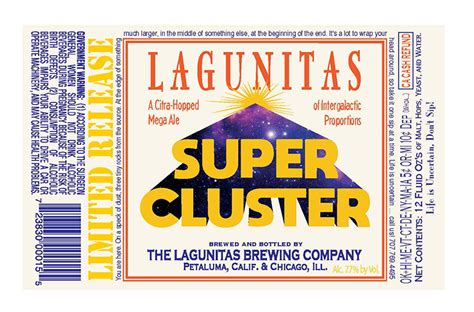 Image result for lagunitas super cluster