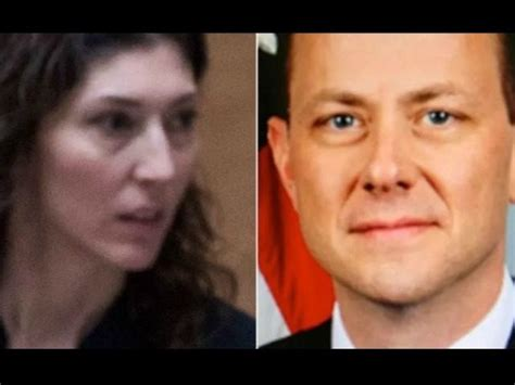 Image result for Page and Strzok Affair