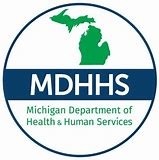 Image result for mdhhs logo