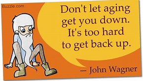 Image result for Humorous Quotes On Aging. Size: 290 x 165. Source: quotabulary.com
