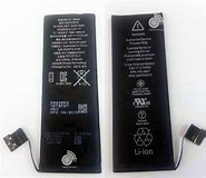 Image result for iPhone 5c Battery. Size: 185 x 160. Source: www.macrumors.com