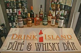 Image result for scotch drink on island